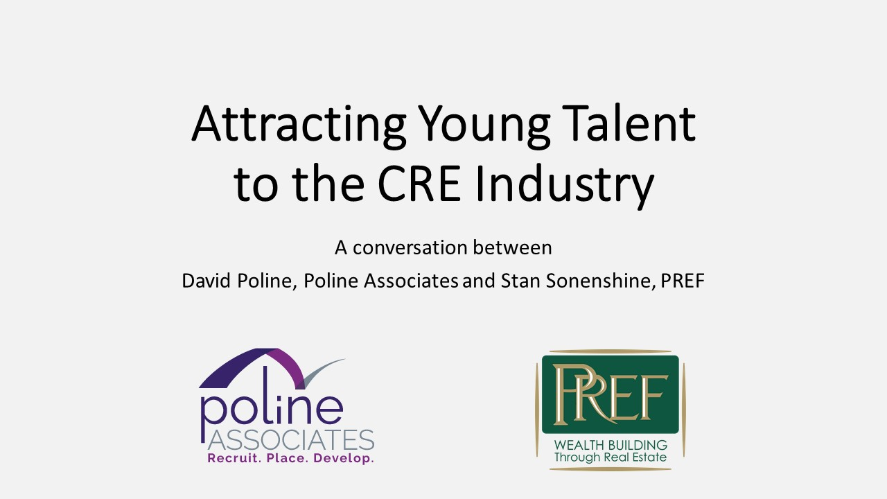 Attracting Young Talent in Commercial Real Estate